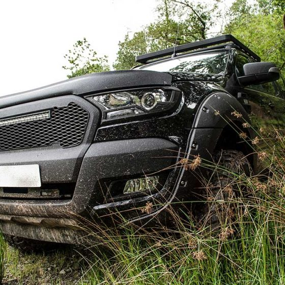 Ford-Ranger-LINE-X-Grill